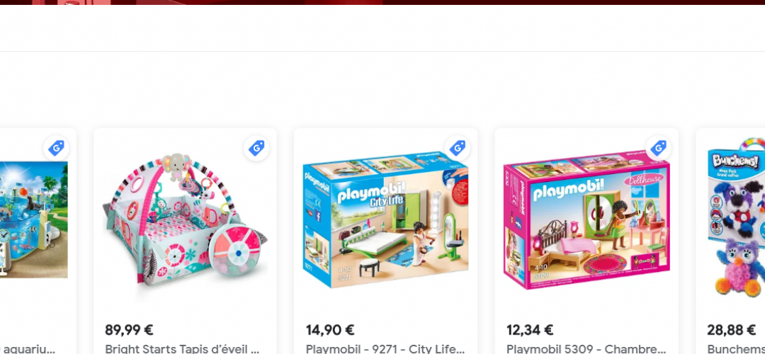 De Google Shopping à Google Shopping Actions
